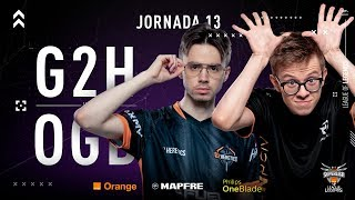 G2 Heretics VS Origen BCN | Jornada 13 | Temporada 2019 Verano
