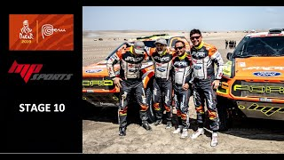 MP-SPORTS DAKAR 2019 - Stage 10