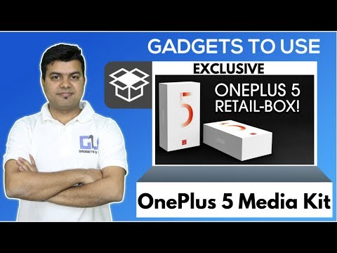 OnePlus 5 India Unboxing  Good, Bad, Not a Review | Gadgets To Use