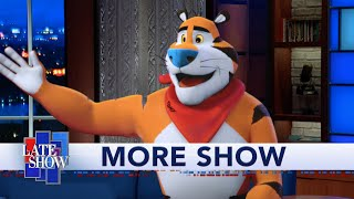 """Meanwhile... More Show! Tony The Tiger Supports School Sports Programs With """"Mission Tiger"""" thumbnail"""