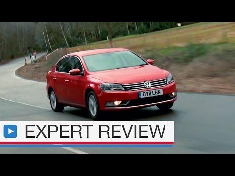Volkswagen Passat saloon expert car review