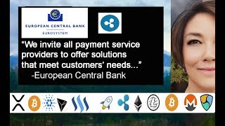 European Central Bank ready with TIPS for ALL PAYMENT PROVIDERS, SBI Ripple Asia Clarification