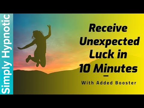 Download 🎧 Receive Unexpected Luck In 10 Minutes With