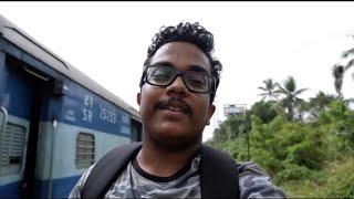 Train Journey through Alappuzha | Kayamkulam - Ernakulam Passenger