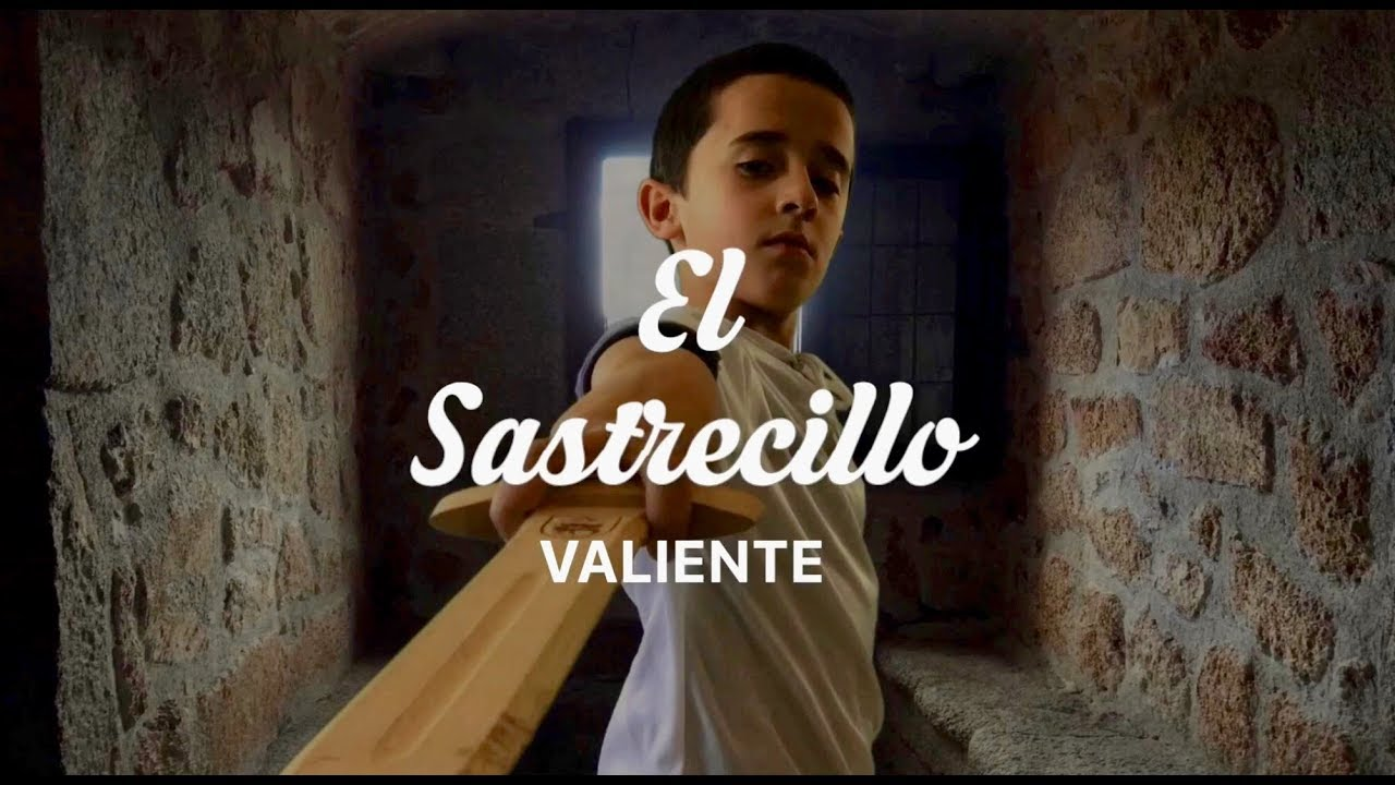 El sastrecillo valiente 2018 - trailer 1 - KIDS IN BLACK