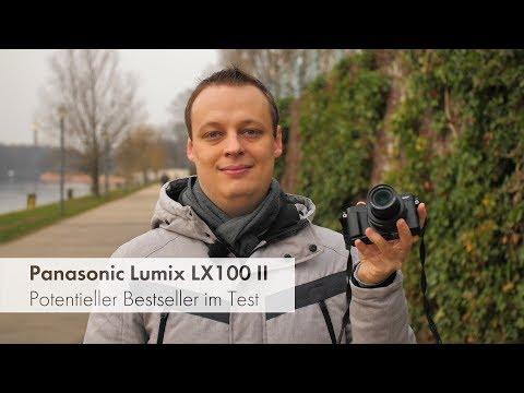 Panasonic Lumix LX100 II | Edelkompaktkamera im Test [Deutsch]