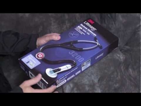 Littmann Stethoscope 3200 (bluetooth)