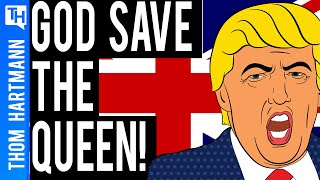 The Real Reason Trump Isn't Welcome to Buckingham Palace!