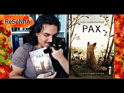 Resenha PAX | Sara Pennypacker | Editora Intrínseca