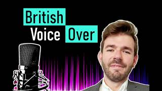 41964Professional British English Male Voice Over – up to 100 words