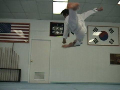Free Taekwondo Home Study (taekwonwoo) 태권도 - YouTube