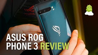 Asus ROG Phone 3 Review: Look at this Absolute Unit!