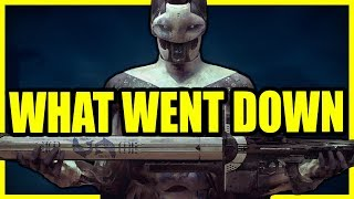 The Event That Split the Entire Destiny Community in Half - Destiny 2