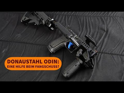 donaustahl: Test und Video: ODIN von Donaustahl – was leistet der universelle Anschlagschaft für Pistolen?