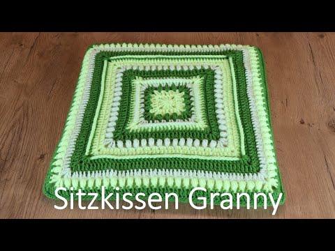 Sitzkissen Granny
