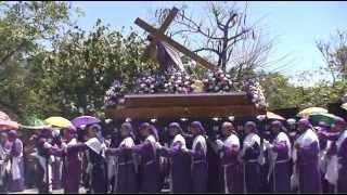 preview picture of video 'VIERNES SANTO Acajutla 2013'