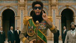 【NG】來介紹一部我很民主你可以試試看不選我的電影《大獨裁者落難記 The Dictator》