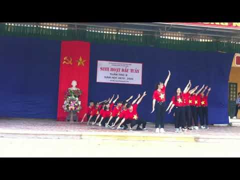 Bài thi Bước nhảy học sinh  - Lớp 12C1