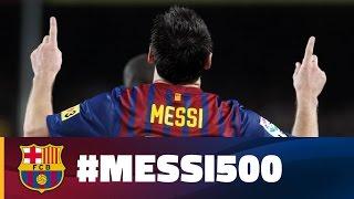 #Messi500 [ENG]
