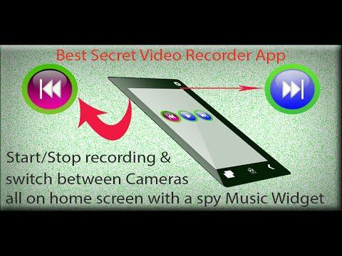 Vídeo do Secret Video Recorder Pro