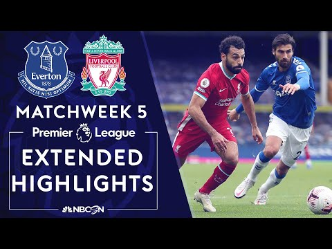 Download Everton v. Liverpool | PREMIER LEAGUE HIGHLIGHTS | 10/17/2020 | NBC Sports HD Mp4 3GP Video and MP3