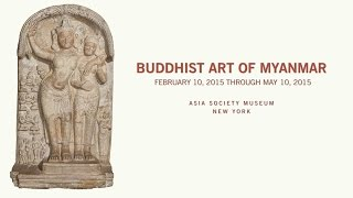 Buddhist Art Of Myanmar: Birth Of The Buddha