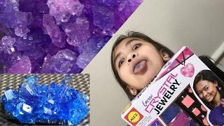 Grow Your Crystal Jewelry - ALEX Toys DIY Wear Grow Crystal Jewelry - Isabelles Corner