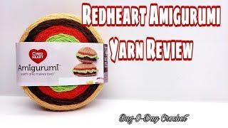 Yarn Review | Redheart Amigurumi Yarn | Bag O Day Crochet