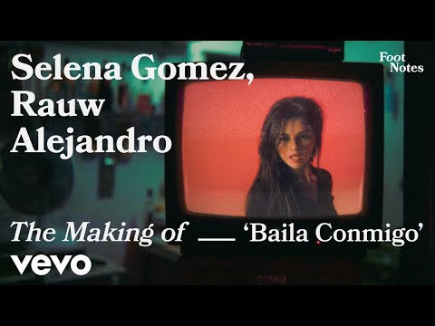 Selena Gomez - The Making of 'Baila Conmigo'