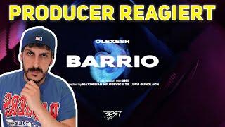 Producer REAGIERT Auf Olexesh   BARRIO (prod. Von PzY)
