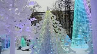 "Путешествие в Рождество. Москва 2017 (""Journey to Christmas"" in Moscow)"