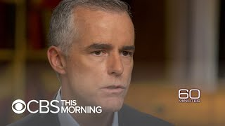 "Calls for investigations after McCabe's claims in ""60 Minutes"" interview"