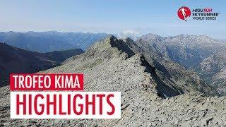 TROFEO KIMA 2018 – HIGHLIGHTS / SWS18 – Skyrunning