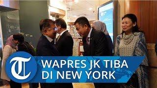 Wapres JK Pimpin Delegasi Indonesia dalam Sidang Umum PBB