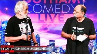 😝GOTHAM COMEDY CLUB🎤 - Cheech & Chong NEW SEASON 1/19 stund up standup comedy solo monologue