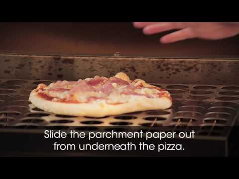 Introduction to TECs Infrared Pizza Rack: Working with Fresh Dough