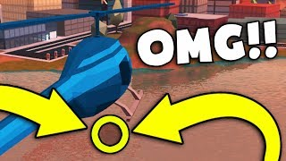 NEW SECRET ROOM FOUND IN THE LAKE! | Roblox Jailbreak