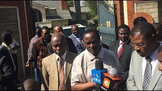 More details about the grenade that was used to attack Kalonzo Musyoka's home