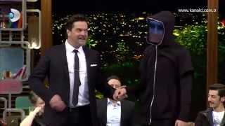 Beyaz Show - Mustafa Ceceli, Tablet Kafasıyla Beyaz Show'da