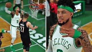 NBA 2K18 MyCAREER - FEAR ELI HARRIS!! J.Tatum Caught A Body! Studio Session w/ Dame Dolla!