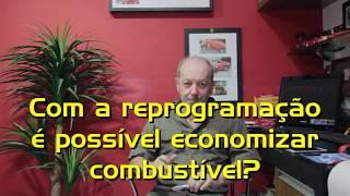 13 - Com a reprogramação é possível economizar combustível?