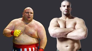 Butterbean (USA) vs James Thompson (England) | KNOCKOUT, MMA HD