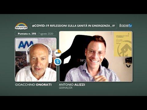 Anteprima del video Antonio ALIZZIRiflessioni sulla sanità in emergenza, IV