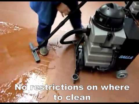 Introducing Batvac 50 Dry/Wet Vacuum Cleaner