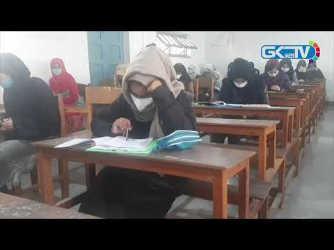 Class 10th exams begin in Kashmir amid COVID-19 pandemic