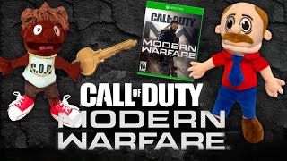 SML Movie: Black Yoshi's Call Of Duty Modern Warfare!