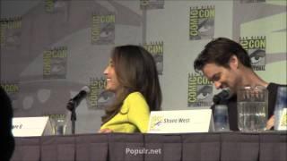 Comic Con 2011 - Panel Part#2