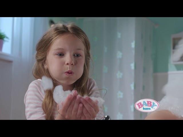 Інтерактивна ванночка для ляльки BABY BORN - ВЕСЕЛЕ КУПАННЯ