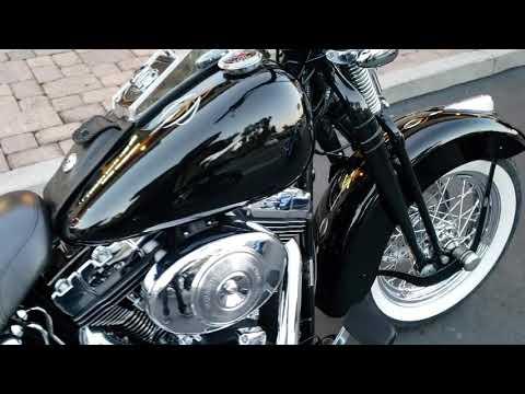 2005 Harley-Davidson FLSTSC/FLSTSCI Softail® Springer® Classic in Temecula, California - Video 1
