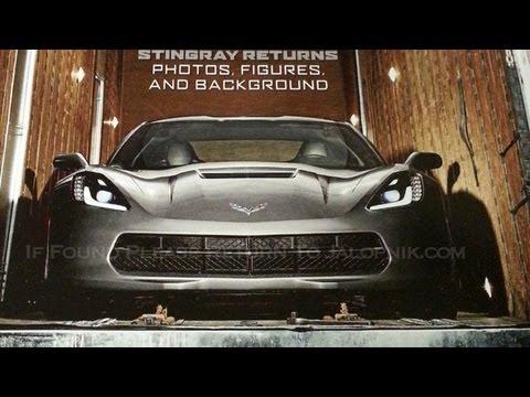 2014 Corvette Trailer 4: CREATION   2014 Corvette   Chevrolet